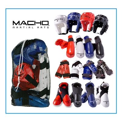 Lil Dragons Macho Sparring Bundle