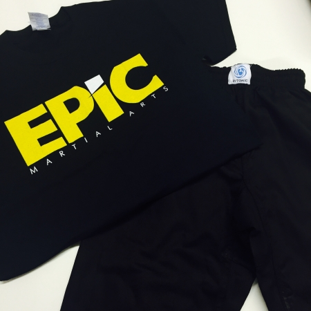 EPiC Martial Arts Registration