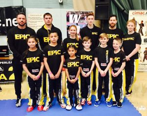 Team EPIC in Maidenhead