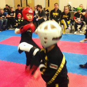 Oliver Hiscutt in action at BBBA interclub