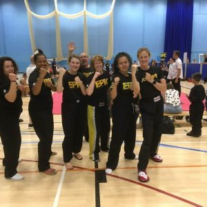 Epic ladies kickboxing