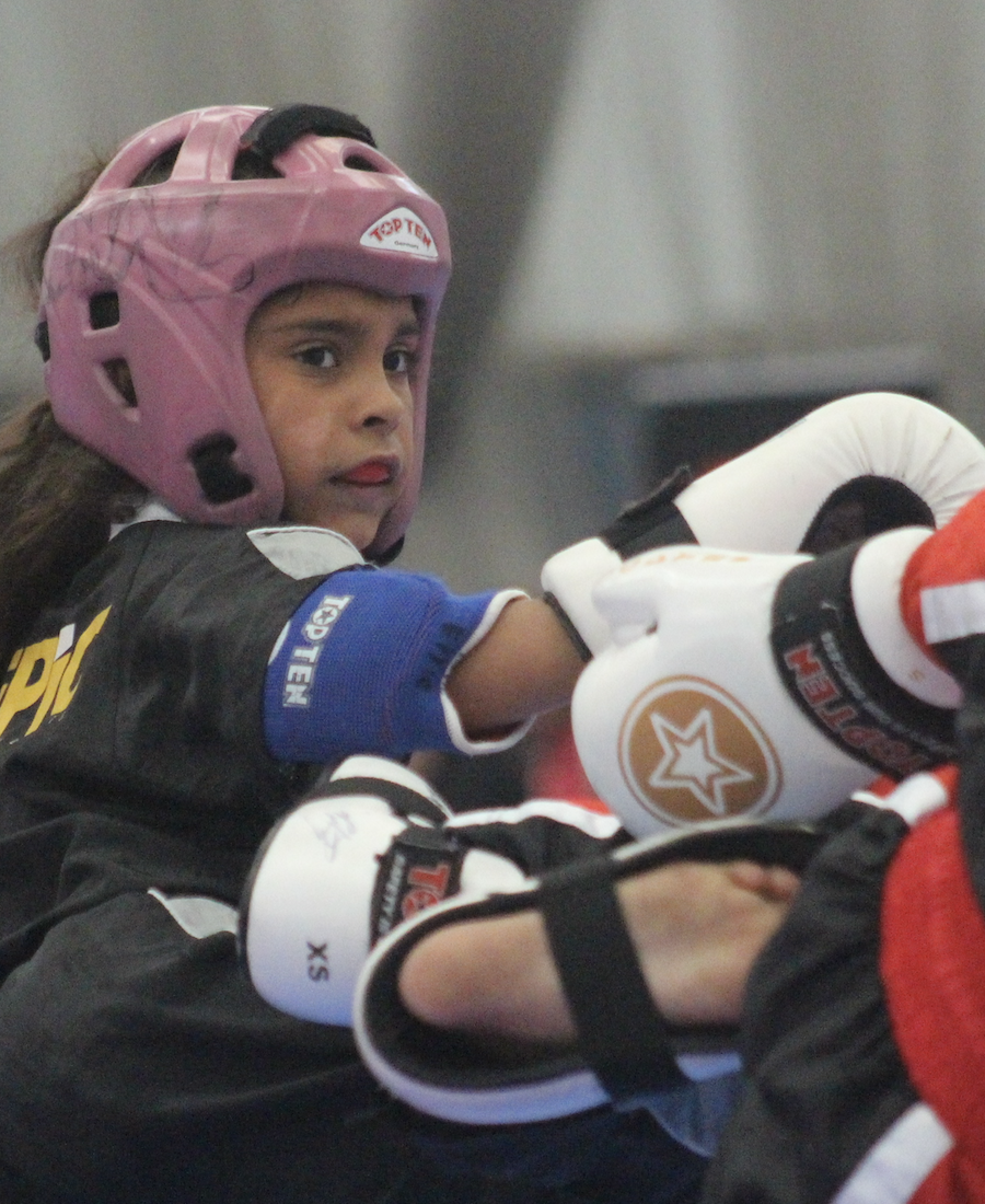 Kids Kickboxing