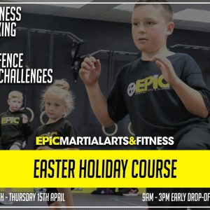 EPiC Easter Holiday Course 12th-15th April 2021