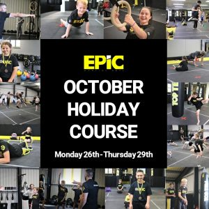 EPiC October Holiday Course 26th-29th