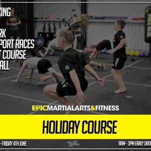 EPiC Holiday Course- June 1st-4th