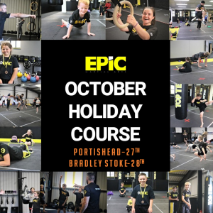 EPiC Halloween October Holiday Course 2021