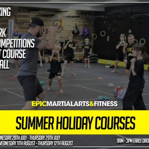 EPiC Summer Holiday Course July/August 2021