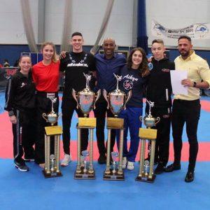 Bristol open champions